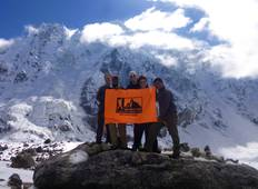 4 day Salkantay Trek Tour