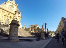 Sicily Bike Tour - Self Guided from Palazolo Acreide to Modica, Noto & Siracusa Tour