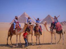 Budget Student 8-Day 5* Cairo Cruise with Sleeper Cabin Train Tour