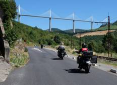France Discovery Motorcycle Tour (Self-Guided) Tour