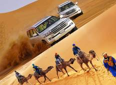 7-Day 4x4 and Camel Combo Safari in Tunisia Sahara Desert Tour
