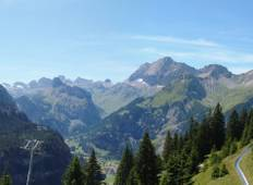 Self-Guided Walking in Kandersteg Tour
