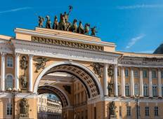 3 Day Shore Tour by Most Petersburg Tour