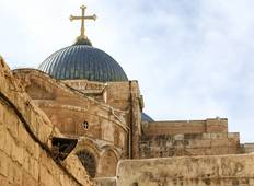 Christian Jerusalem, Masada & Dead Sea - 3 Days Tour