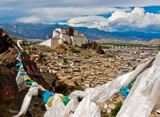 Tibet Tour with Everest Base Camp - 9 Days Tour