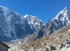 Everest Three High Passes Trek Tour