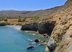 Crete: A walking sightseeing cultural island exploration Tour