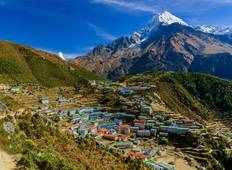 Jiri to Everest Classical Trek Tour