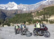Royal Enfield Motorradtour in Nepal Rundreise