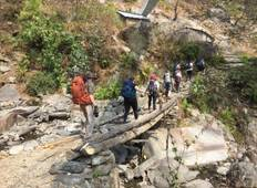 3 Days Esay Trekking with Hot Spring from Pokhara Tour
