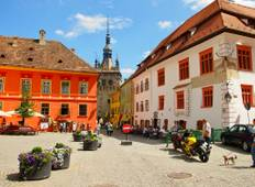 Guided Tour of Transylvania from Budapest to Bucharest Tour