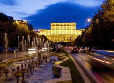 7 Days Romania\'s Highlights from Budapest to Bucharest Tour