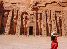 Package 12 Days 11 Nights to Cairo, Luxur , Aswan & Petra Tour Tour