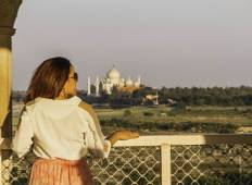 North India, Taj Mahal and Ranthambore Wildlife Tiger Safari Tour Tour