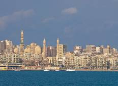 The king ANTONIO. 5 days ( cairo-alexandria).private Tour