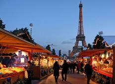 Europe at Leisure Christmas & New Year - 10 Days Tour