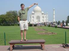 Taj Mahal Tour by Private Vehicle from Delhi with night stay Tour