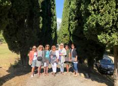 Unique 8 days in Tuscany Adventure with a local  Tour