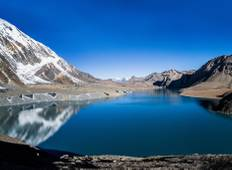 The world\'s Highest Tilicho Lake Trekking Tour
