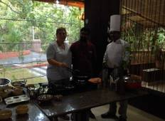 Aroma of Indian Cuisines Tour