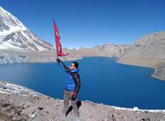 Annapurna Circuit Trek Via Tilicho Lake Tour
