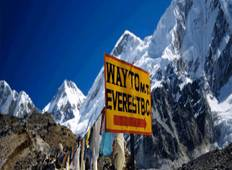 Everest Base Camp and Gokyo Trekking via Jiri Tour