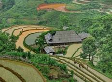 Trekking the Rice Terraces and Minority Villages of Hoang Su Phi Tour