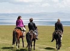 Kyrgyzstan: Great Lakes Nomad Adventure Tour