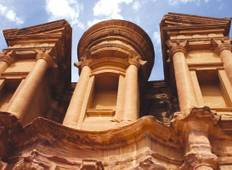 Pyramids, Petra, Promised Land with Cruise - 19 days Tour