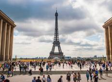 Burgundy & Provence with 2 Nights in Paris & 1 Night in Marseille (Southbound) 2020 Tour