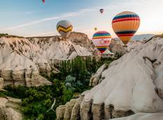 Cappadocia By Plane (Private) - 3 Days Tour