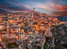Matera & Surroundings Private Tour  Tour