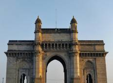 Mumbai with Golden Triangle - 8 Days Tour