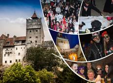 3-Day Halloween Tour in Transylvania from Bucharest with 2 Halloween parties included Tour
