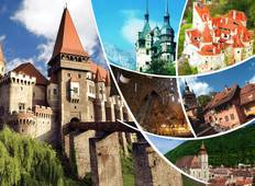 Dracula Tour in Romania from Bucharest including \'The Ritual of Killing of a Living Dead Tour