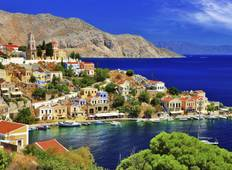 Island hopping in Greece\'s Dodecanese (South Part) Tour