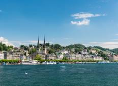 Romantic Rhine with 2 Nights in Lucerne (Southbound) 2020 Tour