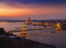 The Blue Danube Discovery with 2 Nights in Budapest Tour