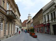 Balkan Discovery with 2 Nights in Transylvania 2020 Tour