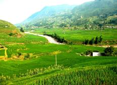 3-Night Sapa Trek and Homestay with Round Trip Transfer from Hanoi  Tour
