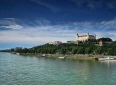 A Taste of the Danube with 2 Nights in Vienna (Westbound) Tour