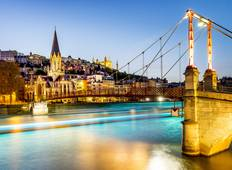 Burgundy & Provence with 2 Nights in Paris, 3 Nights in Venice & 3 Nights in Rome (Northbound) 2020 Tour
