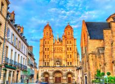 Burgundy & Provence with 1 Night in Marseille & 2 Nights in Paris (Northbound) 2020 Tour