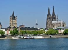 Active & Discovery on the Rhine (Northbound) Tour