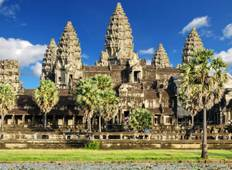 Angkor Sightseeing Package Tour for Family with Ancient Temples Tour