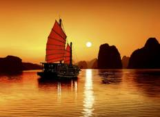 3-Day Ha Long Bay and Monkey Island Resort Tour from Hanoi Tour