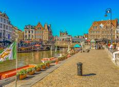 Tulip Time Highlights with 1 Night in Brussels 2020 Tour