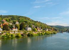 Romantic Rhine with 2 Nights in Lucerne, 2 Nights In Paris & 2 Nights in London (Northbound) Tour