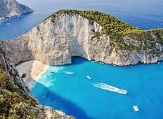 Big Fat Greek Holiday - Sailing Greece  Tour