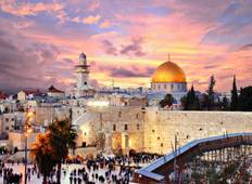 Dual Narrative Multi-Day Tour of Israel & Palestine Tour
